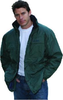 Huski Everest Jacket - Green