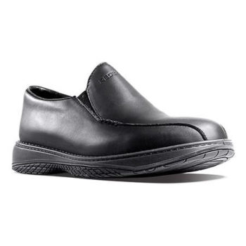 Redback Nappa Chef Shoe Black