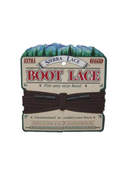 Sierra Boot Laces 144 inch