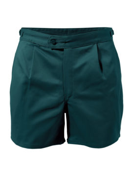 King Gee Cotton Drill Utility Short - Bottle Green