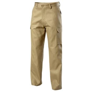 Hard Yakka Generation Y Cotton Drill Trouser - Khaki