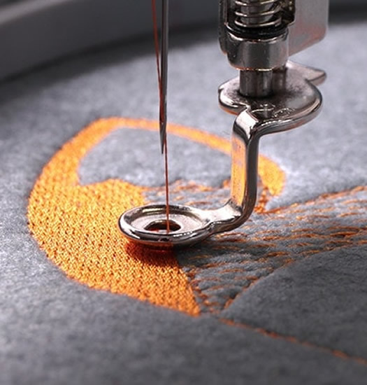 Embroidery on Workwear