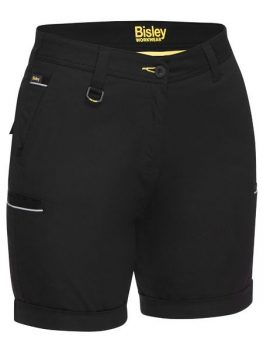 Bisley Women's Stretch Cotton Short Product Code: BSHL1015
