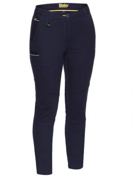 Bisley Women's Mid Rise Stretch Cotton Pants Product Code: BPL6015