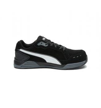 Puma Airtwist Safety Shoe - Black/White